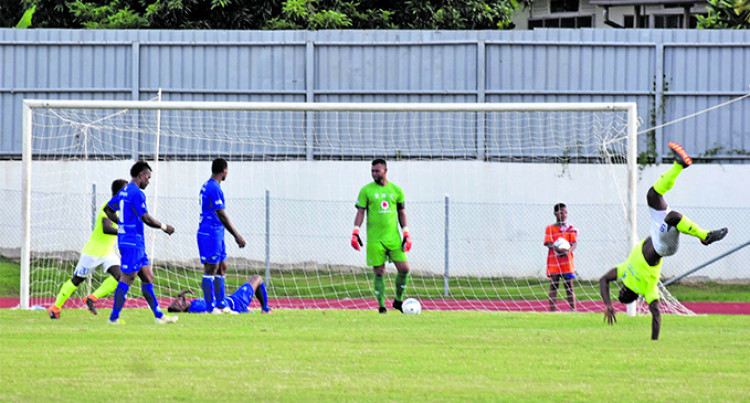 Lautoka In Big Trouble