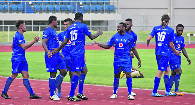 Blues Have Overcome Instability Say Lautoka FC Chief