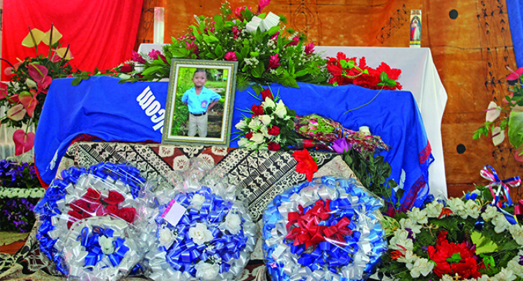 Marist Primary Family Holds Homegoing Service For Makasiale