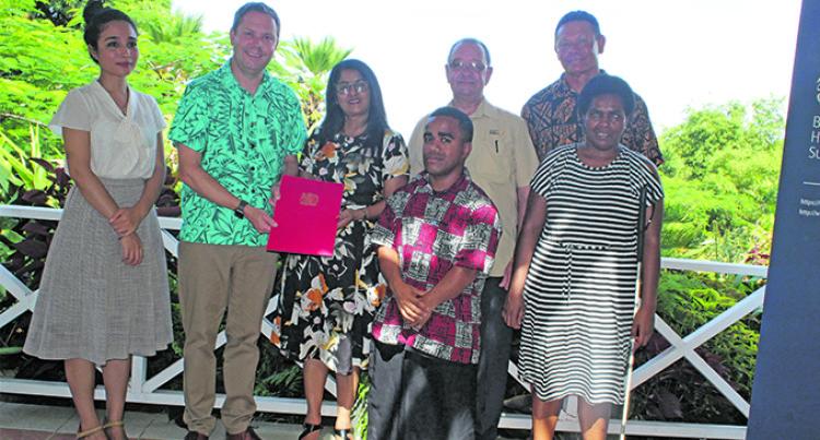 Fiji Paralympics Boost
