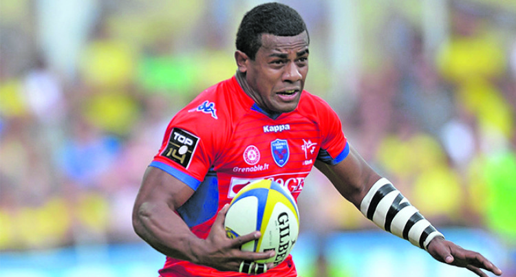 Former Fiji 7s Star Makes Comeback After Being Sacked By French Clubs
