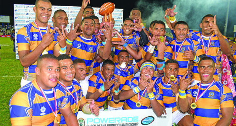 Fiji Rugby Union To Run Secondary Schools Deans Trophy Competition