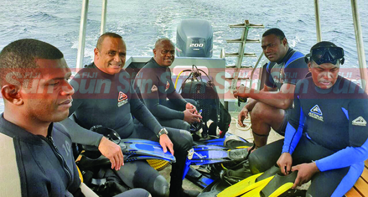 Fiji Police: Transponder Discovered In Lomaiviti Waters, Linked To Drug Smuggling