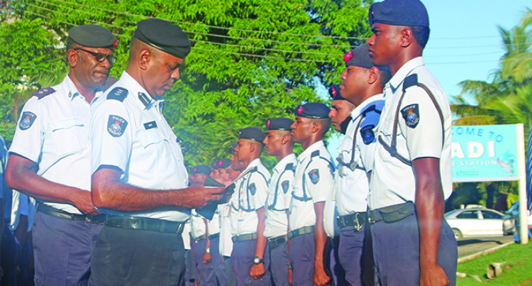 Nadi Police Ready For Better Days