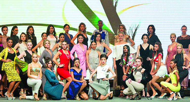 Singh Represents Fiji At World Supermodel Pageant At The Pearl