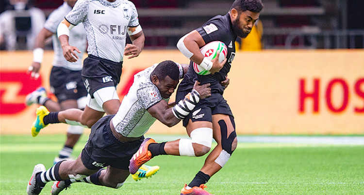 Fiji 7s Coach: Keep Faith In Reps