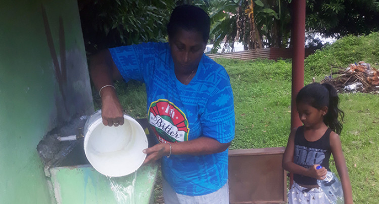 Residents Face Water Disruption