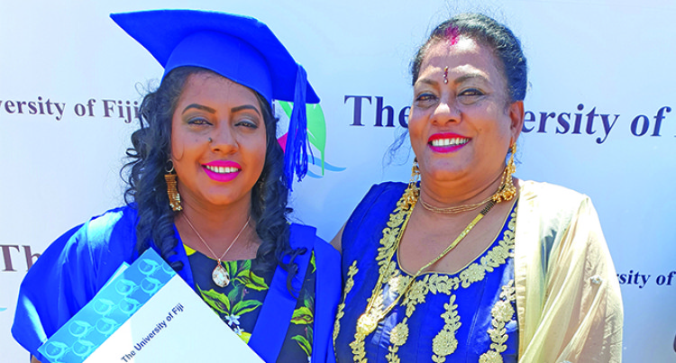 Prasad, 27, Makes Sacrifices To Attain Masters