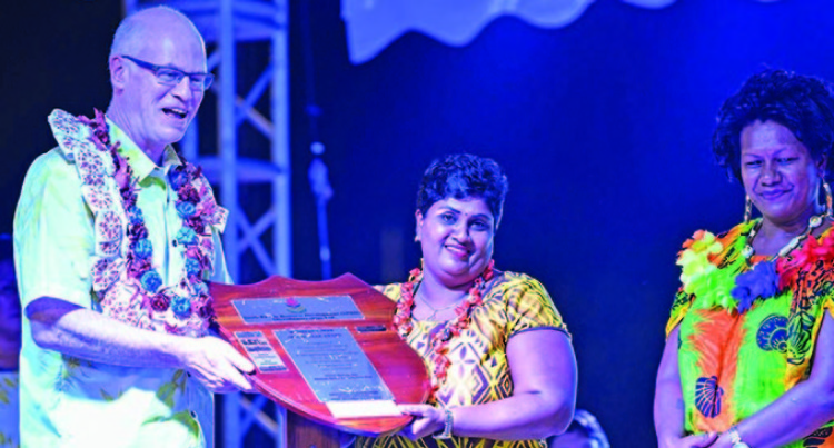 South Pacific Business Development Awards: Jealousy Fails To Deter Devi