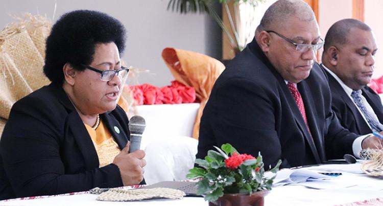 Selai Adimaitoga opens Macuata Provincial meeting in Labasa