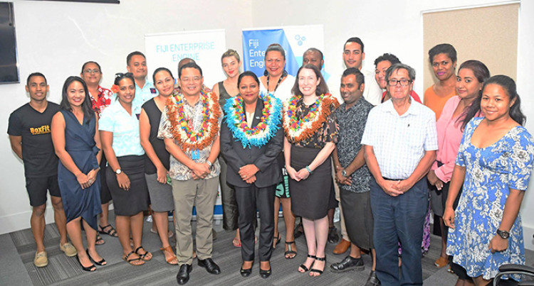 Fiji's First Private Sector led Business Accelerator Launch Partnership