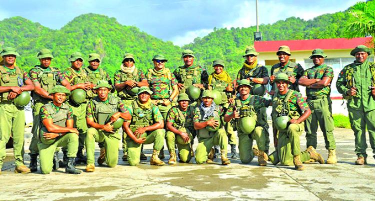 RFMF Shooting Team In Australia For Arms Meet