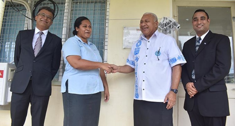 Fiji Prime Minister Urges Youth To Utilise Legal Aid Services