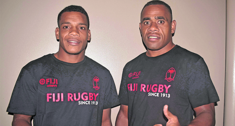 Fiji 7s Rugby: Livai In, Mesu Out