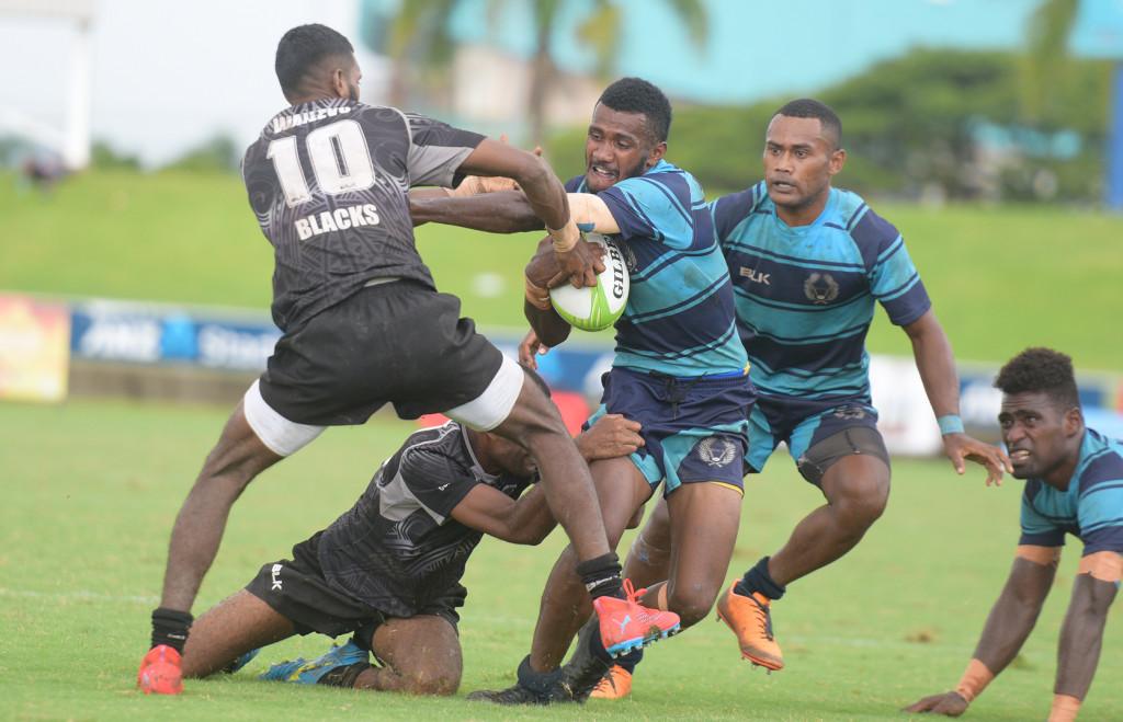 Caginiwasa Rugby vs Wailevu Black1