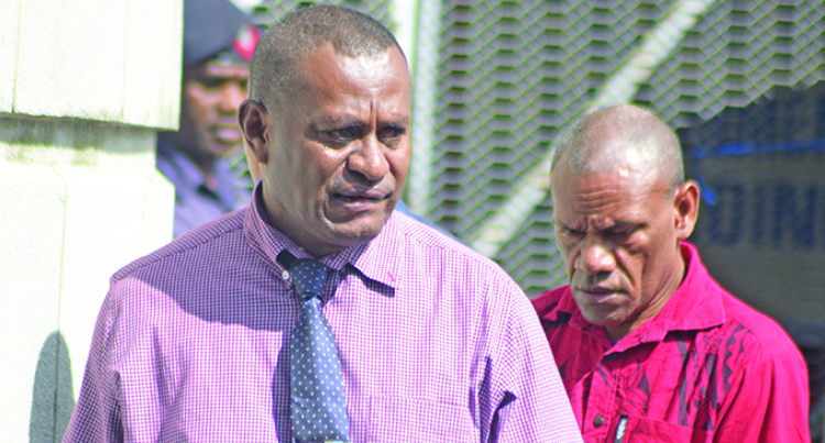 Waisake Tulavu Further Remanded After Strong Objections From Prosecution