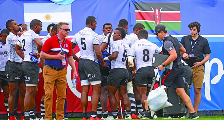 Fiji Rugby: Fiji Next, Australia Confident