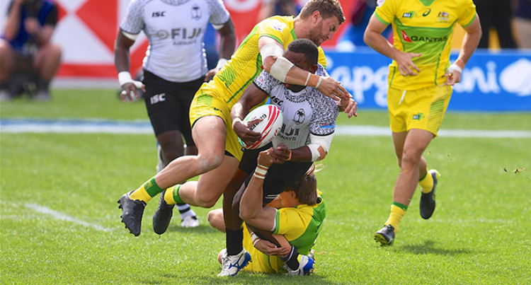 Fiji 7s:  Waisea Nacuqu Ruled Out Of 2018-19 World Sevens Series
