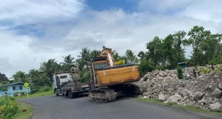 Fiji Roads Authority: Hefty Penalties For Excavators And Bulldozers On Roads