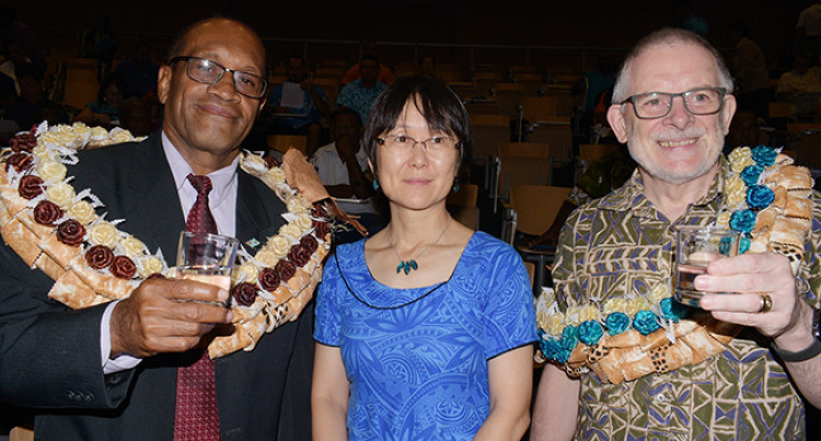 Suva Seminar Hears Water Purification System Success