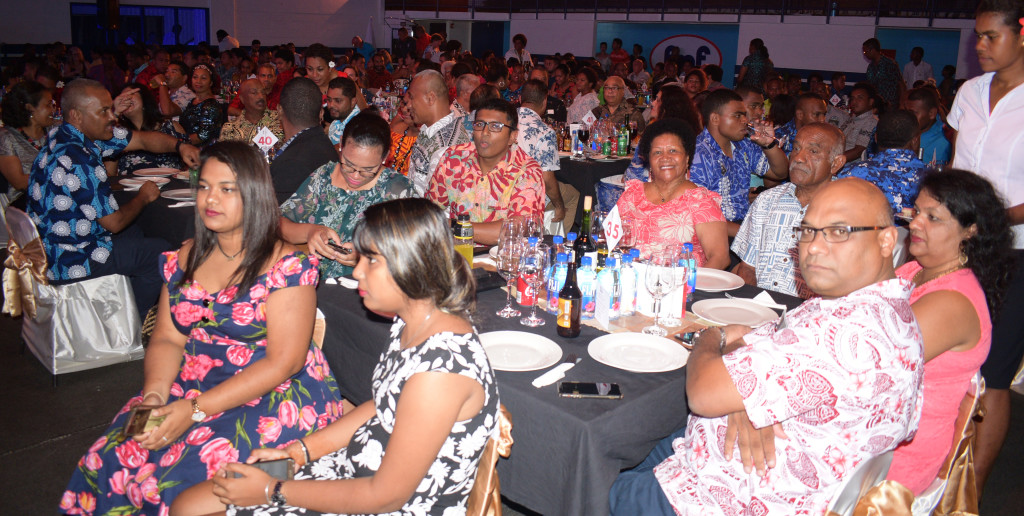 Guests during 2018 Fiji Sports Award at FMF Gymnasium on March 01, 2019. Photo: Ronald Kumar.