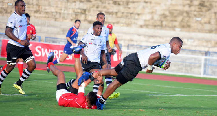 World Rugby Pacific Challenge: Swire Shipping Fijian Warriors VS Tonga A