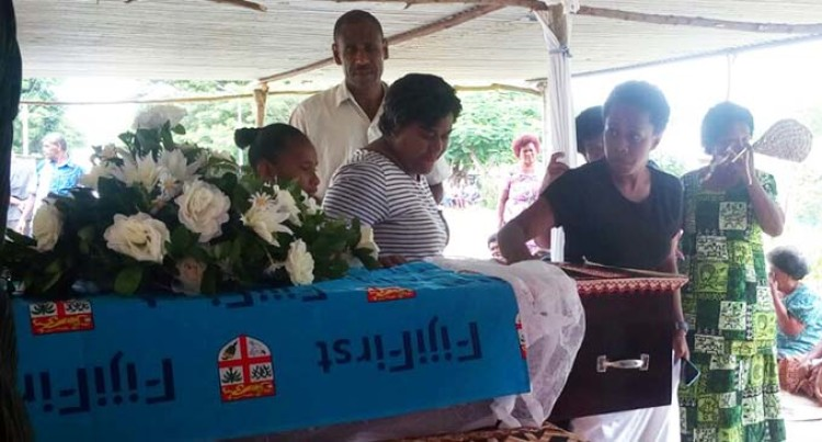 Family Mourns Their Eldest Son