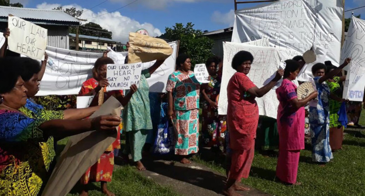 Namosi Villagers Say They Weren't Properly Consulted On Hydro Dam