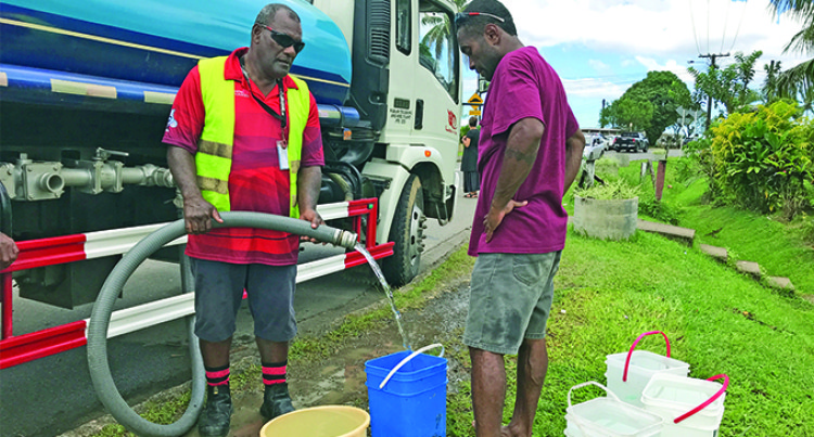 Water Disruption Catches Residents Unprepared