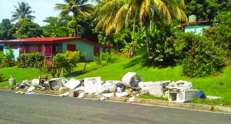 Lautoka City Council CEO Fumes Over Litterbugs Reckless Dumping