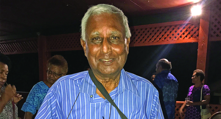 Samarasam Pillay Reminisces About Life In British Army