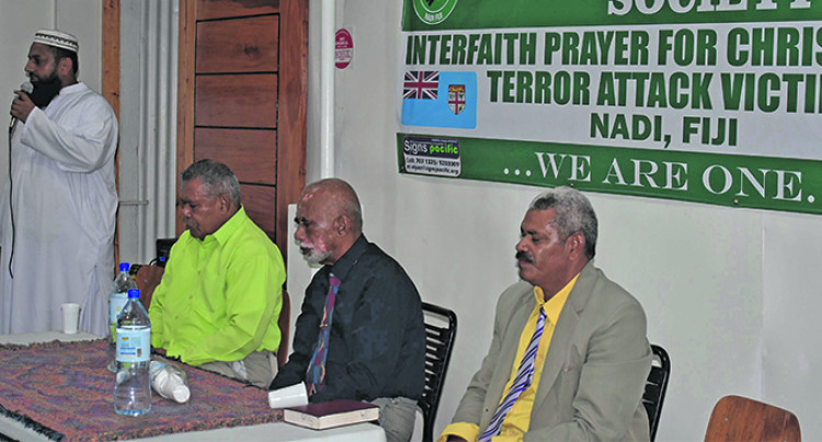 You Have Nothing To Fear, Tui Nadi Tells Muslims