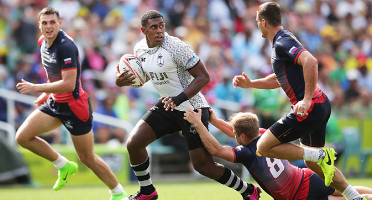 Spotlight On Injured Fiji 7s Captain Kalione Nasoko