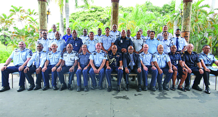 Fiji Police: Detector Dog Unit Has Been Big Success