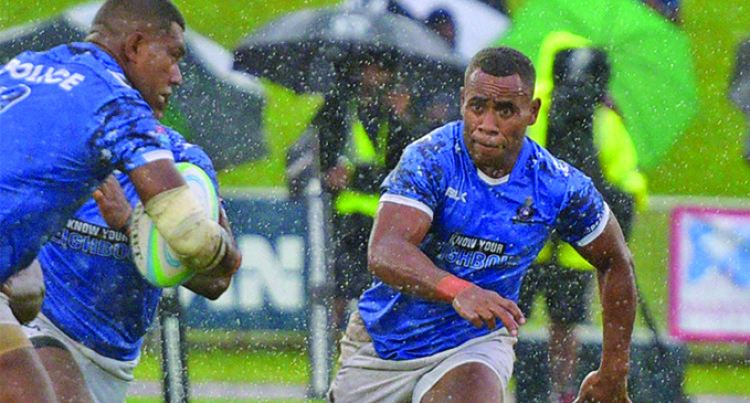 Fiji 7s Rugby: COPS Trio For Fiji