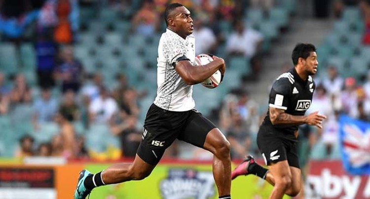Fiji 7s Rep Mesulame Kunavula Works On Edinburgh Contract