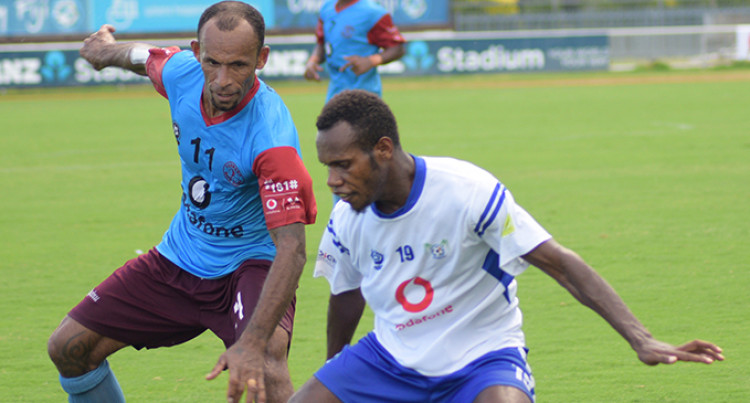 Lautoka FC Too Strong For Nasinu