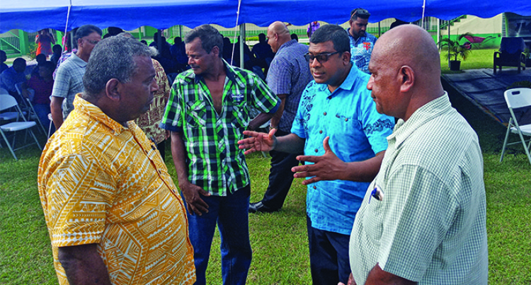 Harvest River Water, Says Minister Reddy