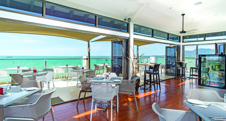 Ramada's Rooftop Club 57's Stunning Views