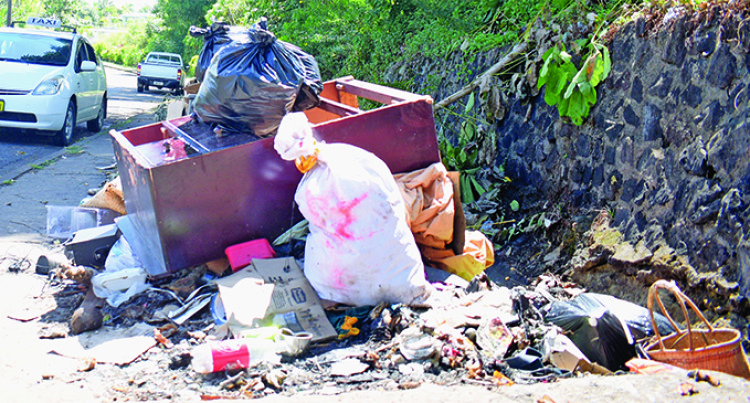 Rubbish Disposal A Major Concerns For Residents