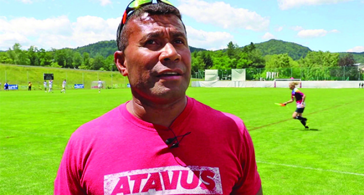 Serevi Steps Down As Head Coach Of Russia National 7s Team