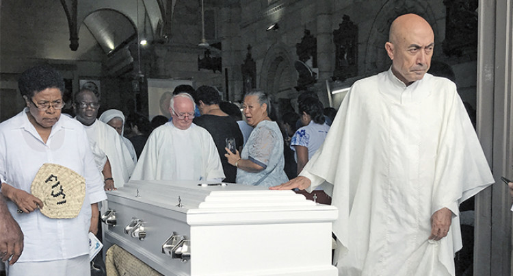 Hundreds Bid Farewell To Late Ex-St Joseph's Principal Sister Genevieve