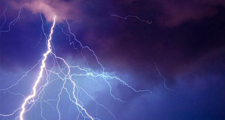 Student Recovers After Struck By Lightning
