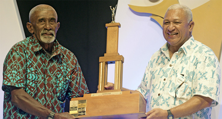 Veitokani, Yee Take Top Sports Awards