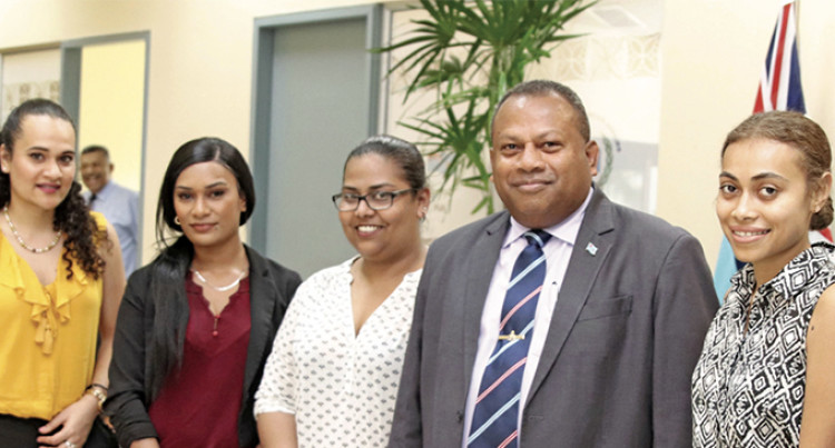 Students Benefit From Fiji-Georgia Collaboration