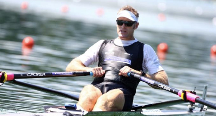 Olympic Great Drysdale Ponders Rowing for Fiji