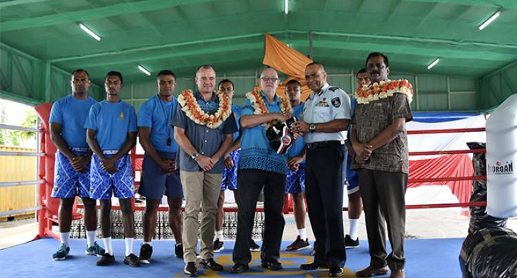 Partnership To Revive Boxing: Bala