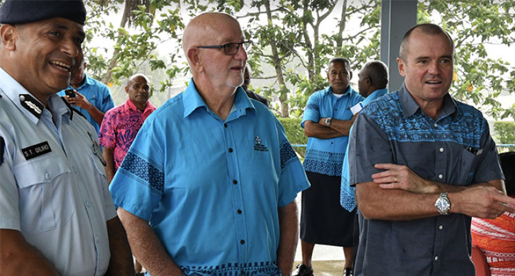 Johnny Lewis: Fiji Can Produce World Boxing Champions