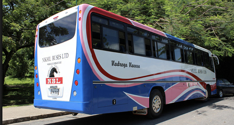 Nikhil Buses Limited Given 30-day Notice
