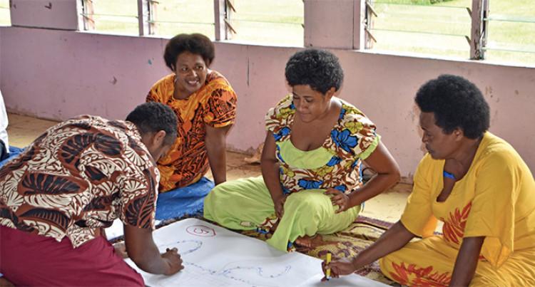 Wailevu Women Part Of iQoliqoli Workshop Talks